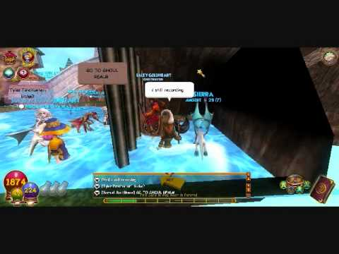 Wizard101 Sewer System In Olde Town