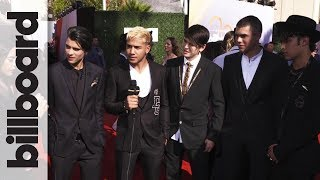 CNCO on Their Career & Success | Billboard Latin Music Awards 2018