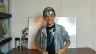Make Your Own Quicksilver Costume! (DIY)