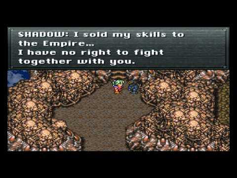 Final Fantasy VI Part 37 Boss: Atma Weapon