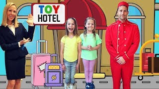 Download Welcome to Lucy's Toy Hotel Video