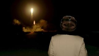 South Korea: North Korea has fired unidentified projectile