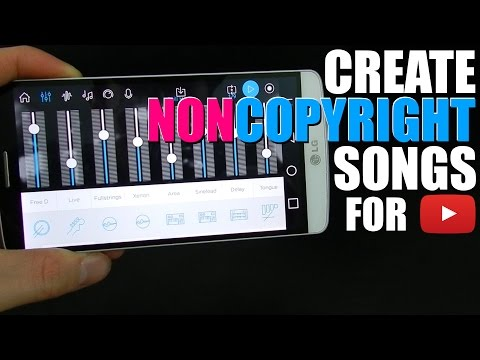 How to Make NON COPYRIGHT Songs for YouTube Vide