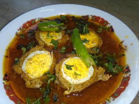 Nargisi Kofta Recipe | How to Make Nargisi Kofta Recipe | Traditional Nargisi Kofte