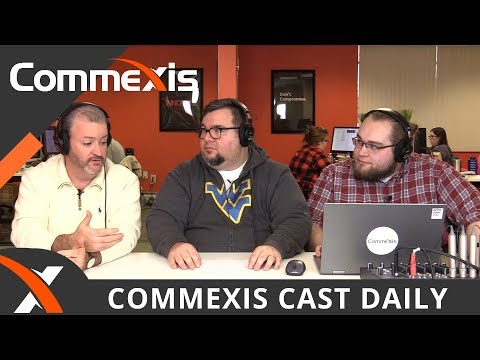 Mozilla Breaks Up with Yahoo, and LinkedIn Wants To Get You Hired - Commexis Cast Daily, 11/15/17
