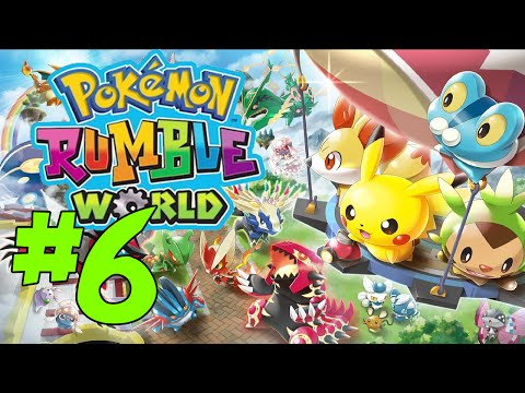 Let's Play: Pokemon Rumble World Part 6
