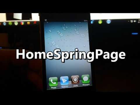 HomeSpringPage