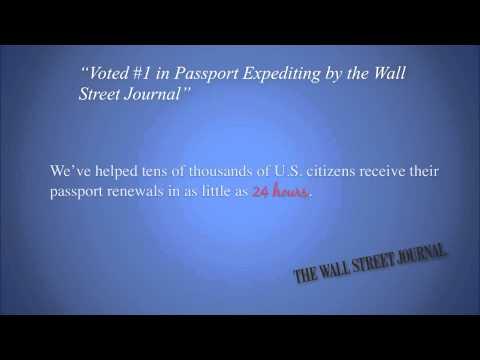 Rush My Passport - Rated #1 Passport Expeditor in the U.S. *.mov