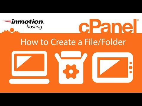 How to Create a File or Folder in cPanel (Paper Lantern)