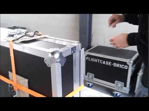 Hoe zelf een flightcase bouwen?
