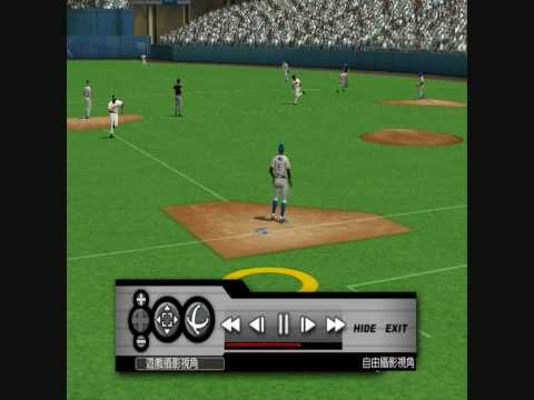 MVP Baseball 2005 Vernon Wells Reaches Base On Error 2