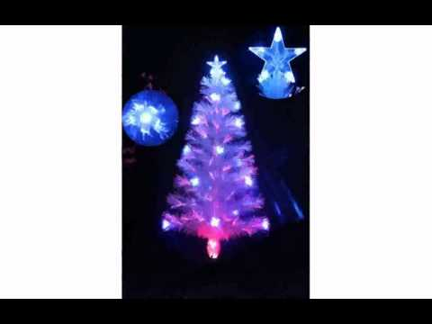 Fiber Optic Xmas Trees - thimborada