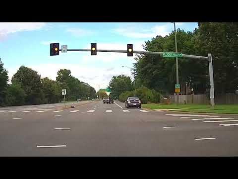 BlackVue Dash Cam - Crash Footage