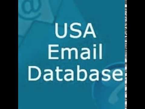 USA Mail List Addresses-Database Marketing Leads