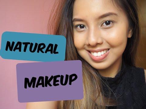 My (Simple) Natural Makeup for Filipina / Morena / Tan / Sun-kissed Skin |