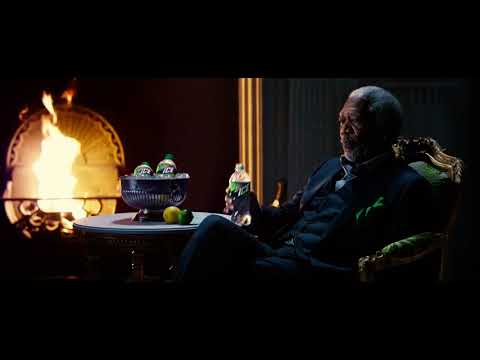 Morgan Freeman with ICE COLD-MTN DEW ICE (Commercial)