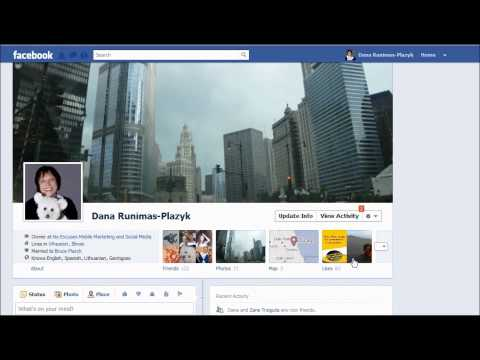 How To Set Up Your Facebook Timeline Profile