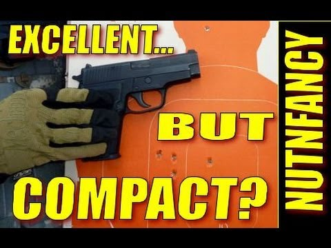 Compact It Ain't:  Debunking 'Compact' Pistol Terminology