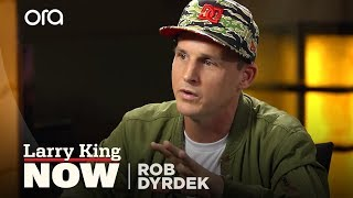 Squashing The Beef With Daniel Tosh | Rob Dyrdek | Larry King Now - Ora TV