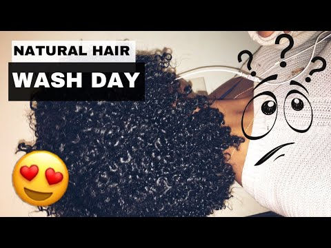 lazy naturals wash day!! ||Quick & Easy