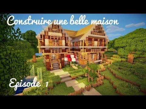Construction d'une belle maison - Ep.01: La base et les murs