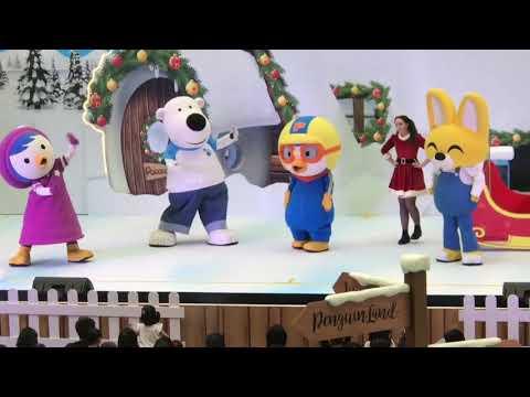 Pororo and friends Live Christmas show Singapore