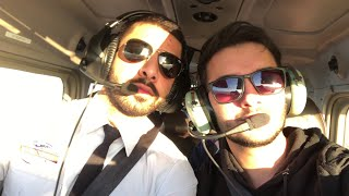 Learn how to FLY a PLANE!! *super easy*