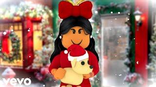 Christmas In My Heart 🎄 Adopt Me Music Video ft. FANS!   SunsetSafari