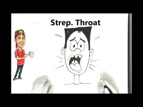 Strep Throat Explained Simply