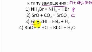 Download Тесты по химии. Реакции замещения. А2 ЦТ 2009 Video