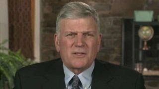 Franklin Graham: God had a hand in this election