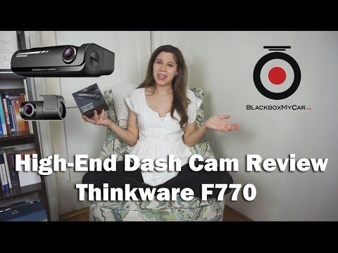 THINKWARE F770 DASH CAM REVIEW!