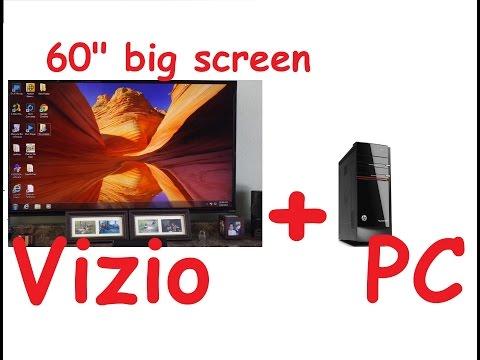 Using Vizio 60