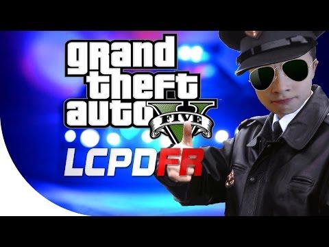 GTA V - LSPDFR POLICE MOD - Wat een dikke police mod is dit!