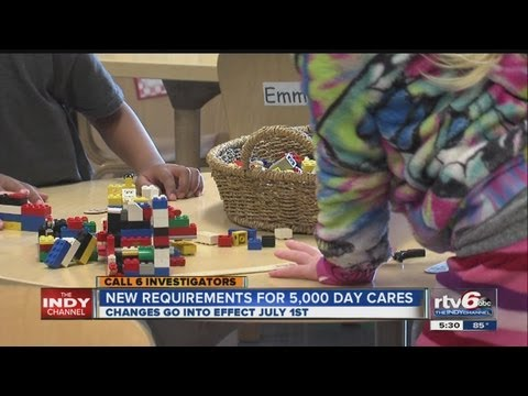 Changes coming to 5,000 day cares, FSSA notifying providers about requirements effective July 1