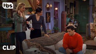 Friends: Joey's Awful Mistake (Season 3 Clip)   TBS