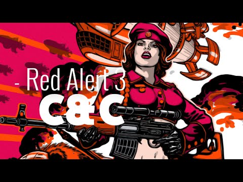 C&C RED ALERT 3 - [FR] Gameplay découverte - Un patch Fr ?