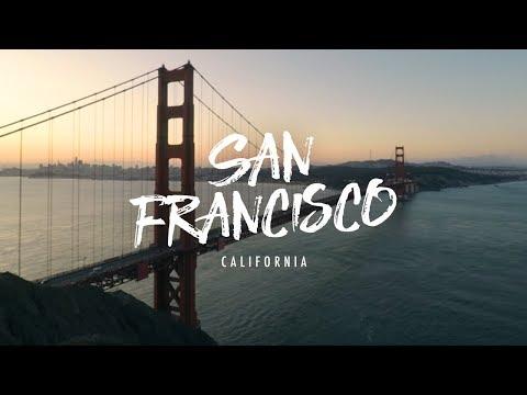4K San Francisco, California shot on GoPro Hero 5