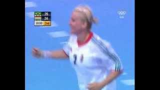 Athén 2004 - Magyarország-Brazília női kézilabda mérkőzés