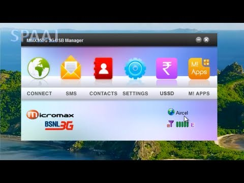 Micromax Modem No Device Error solved