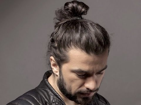 Before the Hipster, The History of the Man Bun