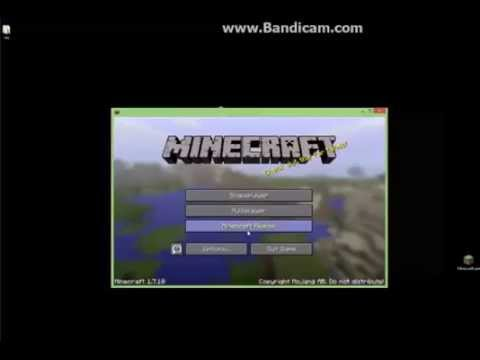 How To Get Minecraft 1 8 For Free On Pc! Full Version! 2015 + Multiplayer 1