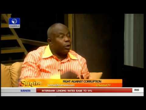 Sunrise Discusses Nigeria's Fight Against Corruption (PT4) 15/08/15