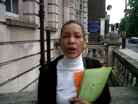 stella enoe - fighting for FREEDOM - Council Tax Bills - Part 1