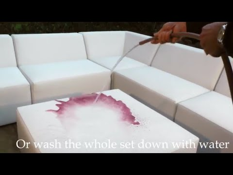 CoSi 100% Waterproof Outdoor Sofa Set
