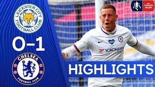 Leicester City 0-1 Chelsea | Second-Half Barkley Goal Sends Chelsea Through! ⚽️ | FA Cup Highlights