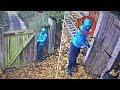 THIEF GETS CAUGHT STEALING ON CCTV!