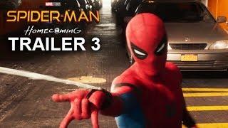 Spider-Man:  De Regreso a casa Trailer Internacional #3 Español Latino 2017