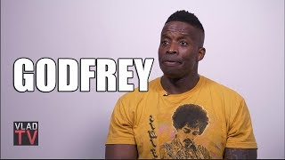 Godfrey Disagrees with 50 Cent That Chris Brown is Better Than MJ (Part 11)