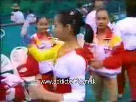 Gymnastics Montage - Best of China